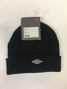 Umbro Acrylic Beanie Hat (Pack of 125)